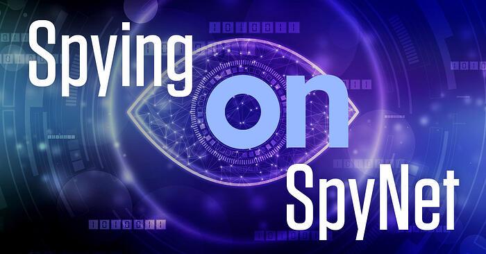 Blog-SpyNet