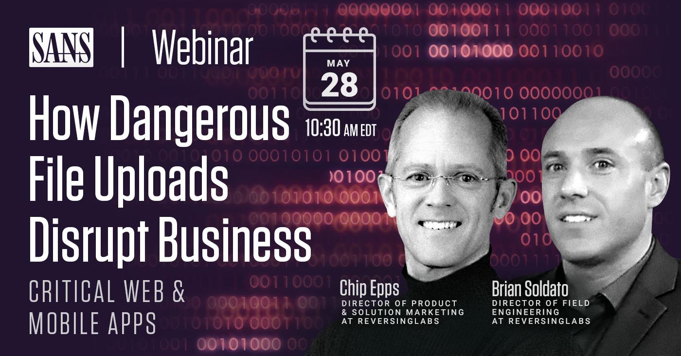 How Dangerous File Uploads Disrupt Business - Critical Web & Mobile Apps