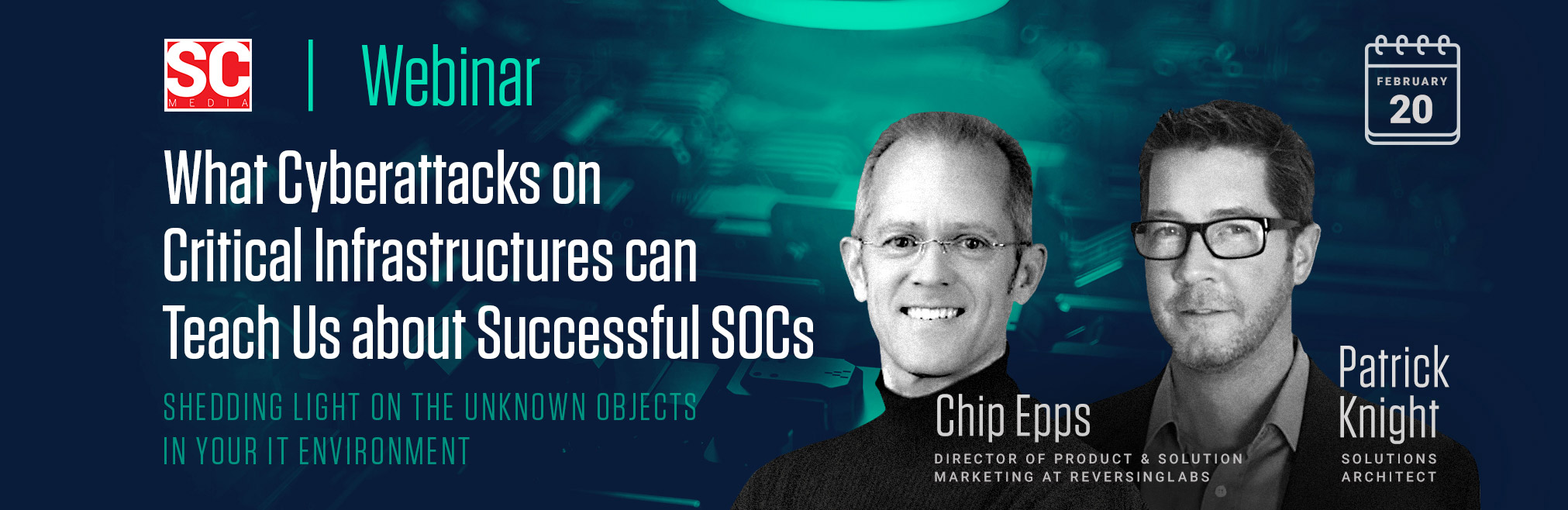 Webinar: What Cyberattacks on Critical Infrastructures can Teach Us about Successful SOCs