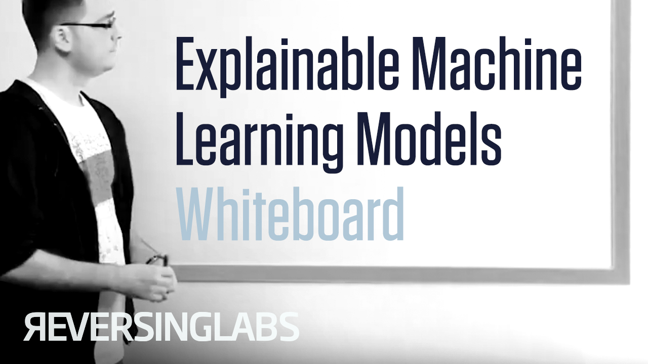 Explainable Machine Learning Models Whiteboard