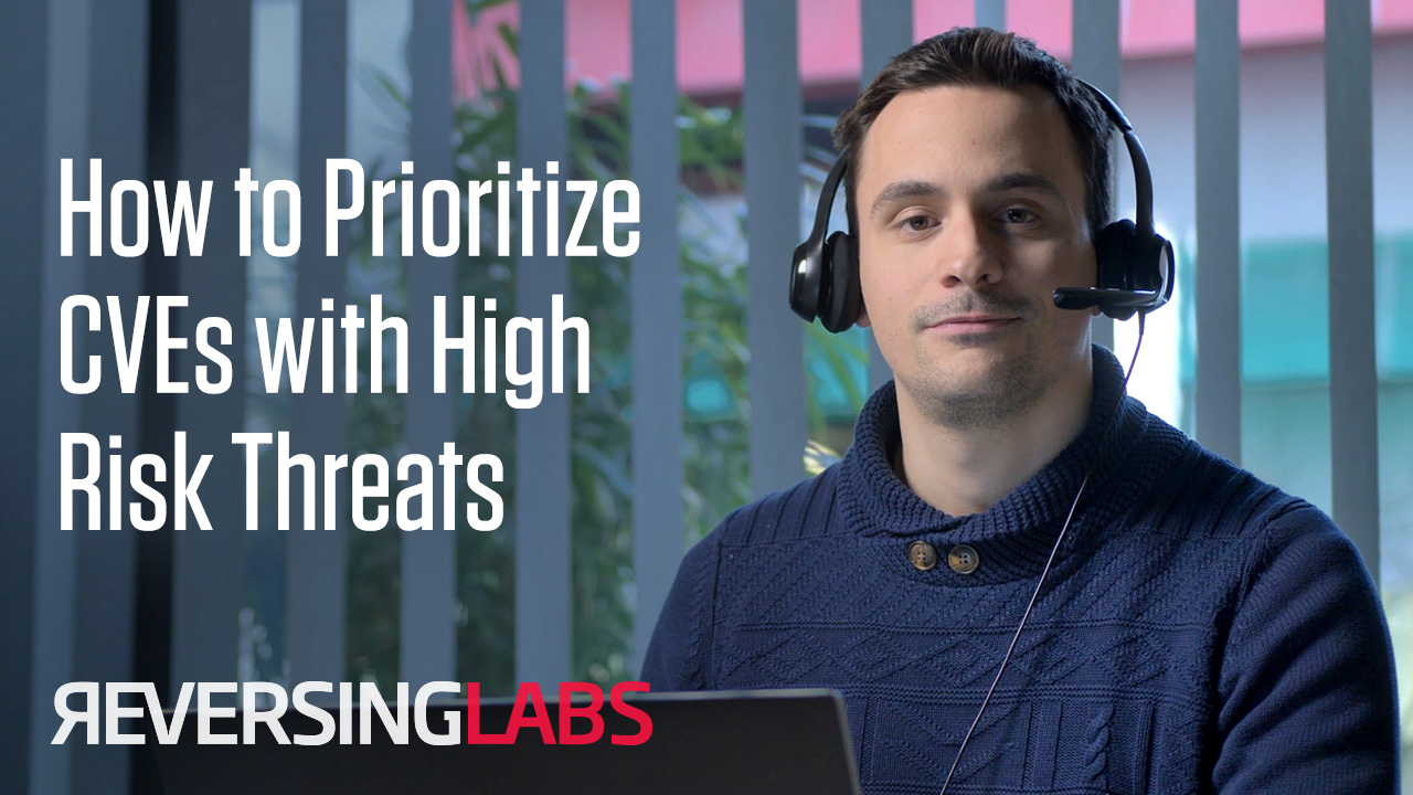 How to Prioritize CVEs with High Risk Threats