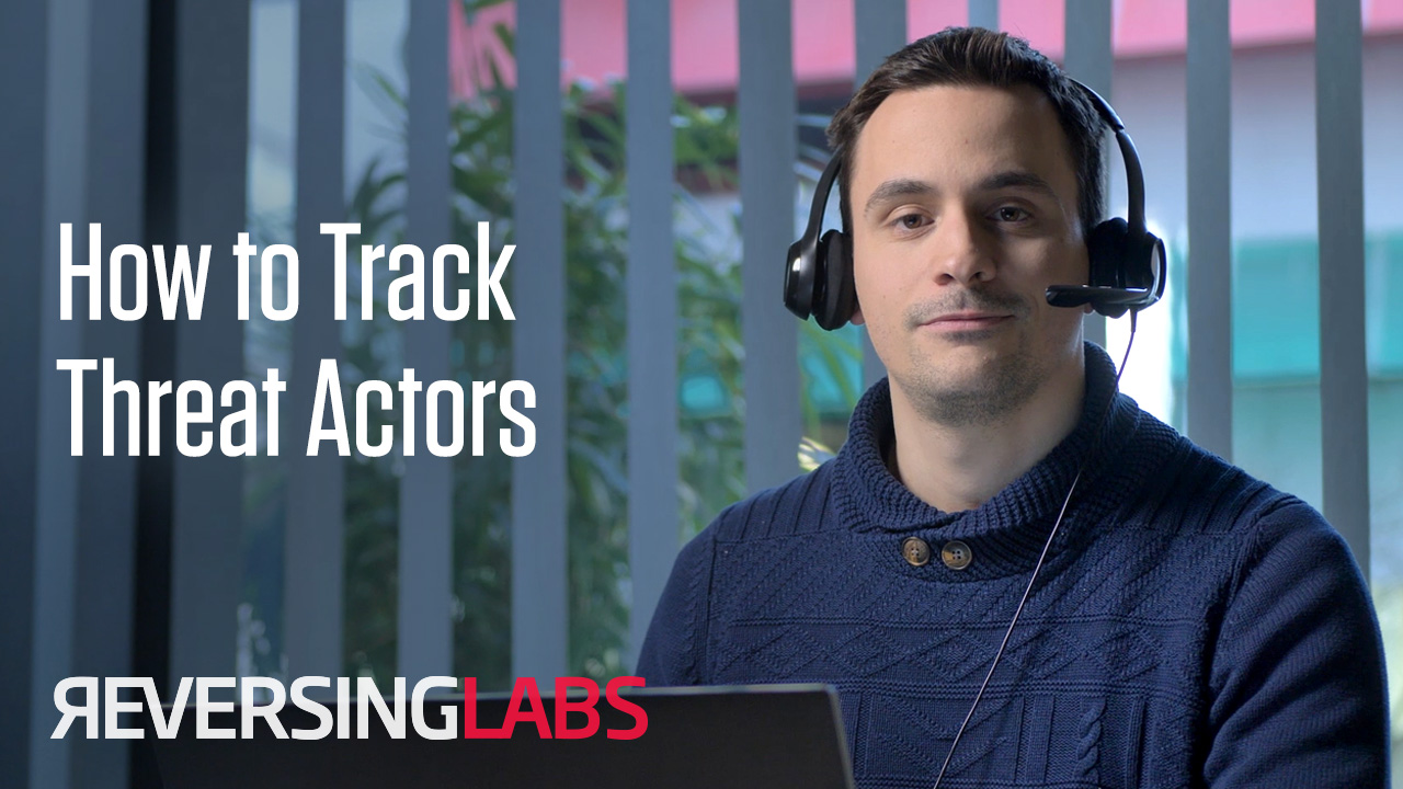 How to Track Threat Actors
