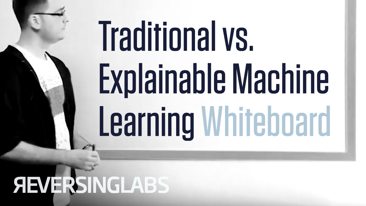 Traditional vs. Explainable Machine Learning Whiteboard