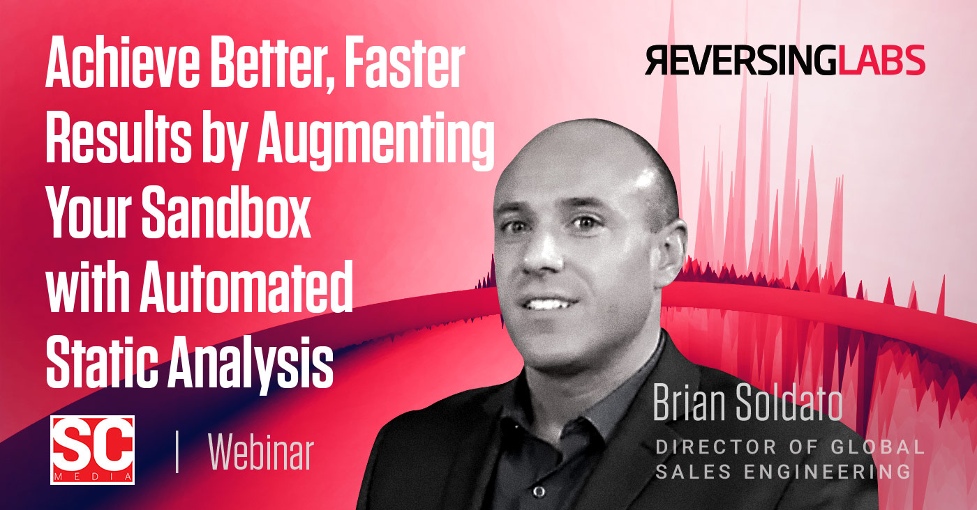 Achieve Better, Faster Results by Augmenting Your Sandbox with Automated Static Analysis