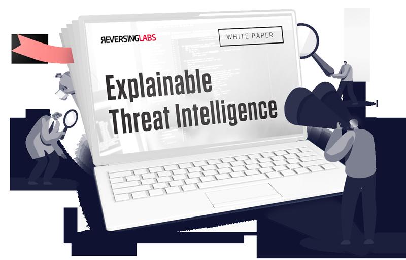 Explainable Threat Intelligence