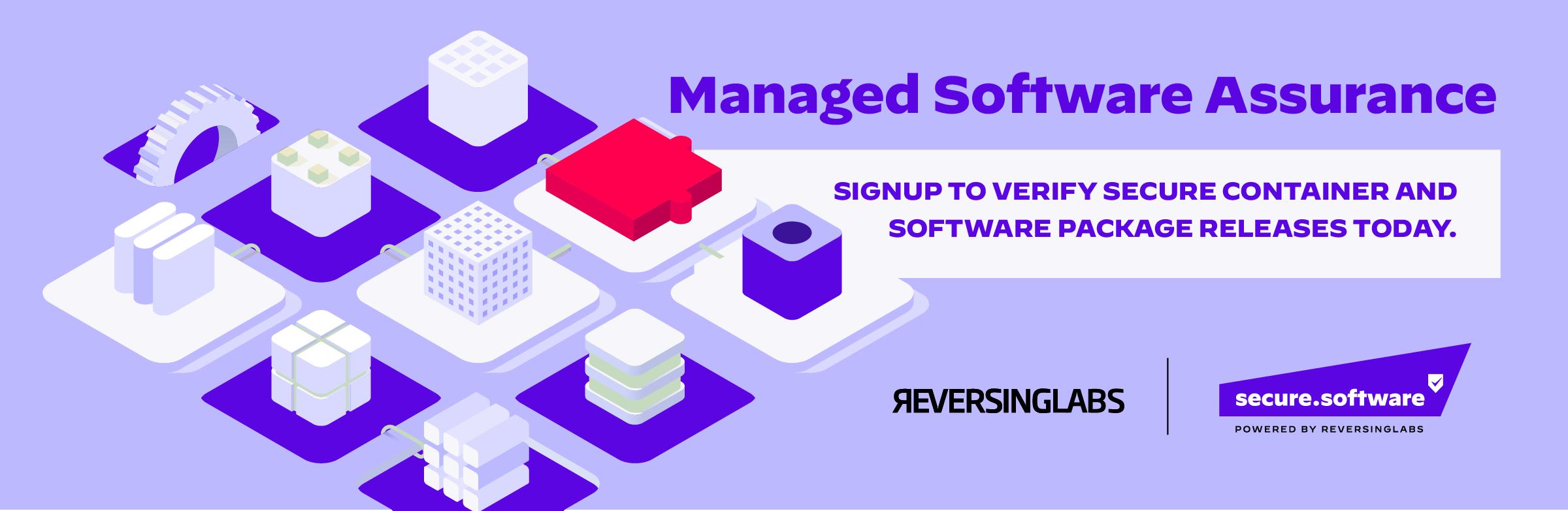 Managed Software Assurance