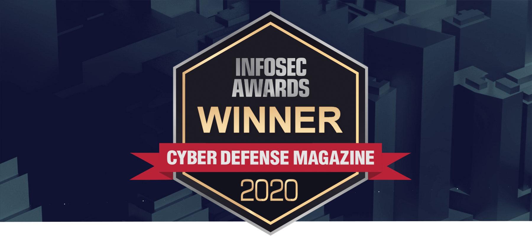 Infosec Award 2020