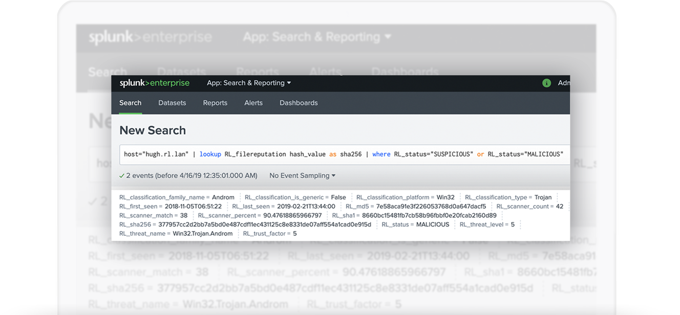 Automated Static Analysis For SIEM/SOAR | ReversingLabs
