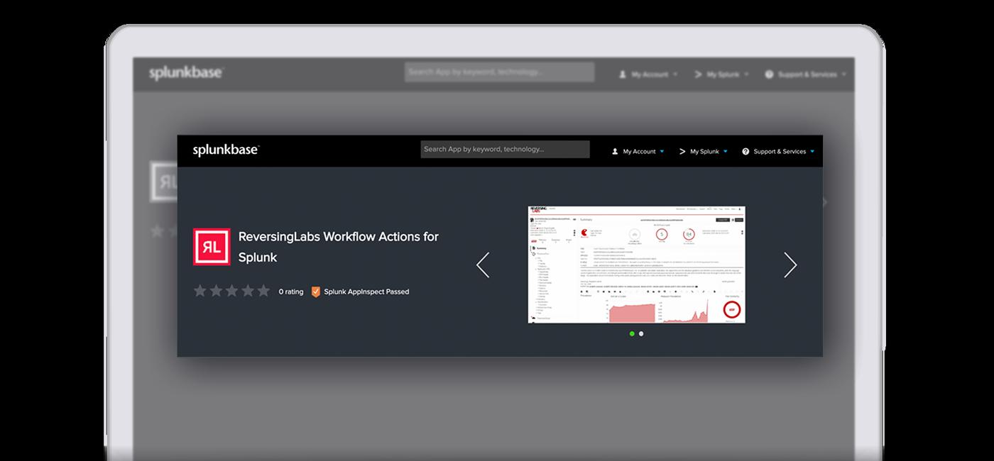 Splunk Workflow Actions